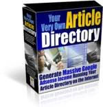Adsense Money Machine! Your very Own Article Directory