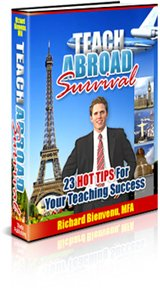 Teach Abroad Survival: 23 Hot Tips for Your ESL Teaching