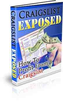 Craigslist Profit Secrets Revealed