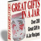 200+ Great Gifts In A Jar Recipes eBook