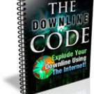 The Downline Code MLM Secrets