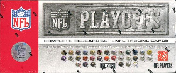 2007 Playoff NFL Playoffs Football Hobby Box