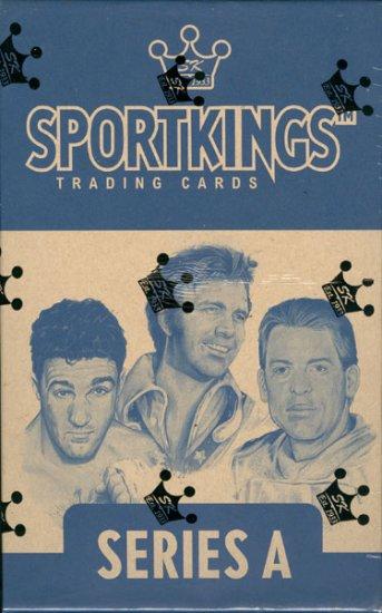 2007 Sport Kings Series A Baseball Box