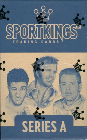 2007 Sport Kings Series A Baseball Box
