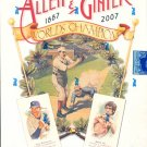 2007 Topps Allen & Ginter Baseball Hobby Box