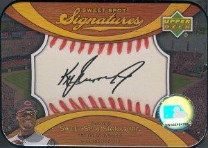 2007 Upper Deck Sweet Spot Baseball Hobby Box/Tin