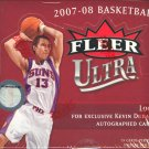 2007/08 Fleer Ultra SE Basketball Hobby Box
