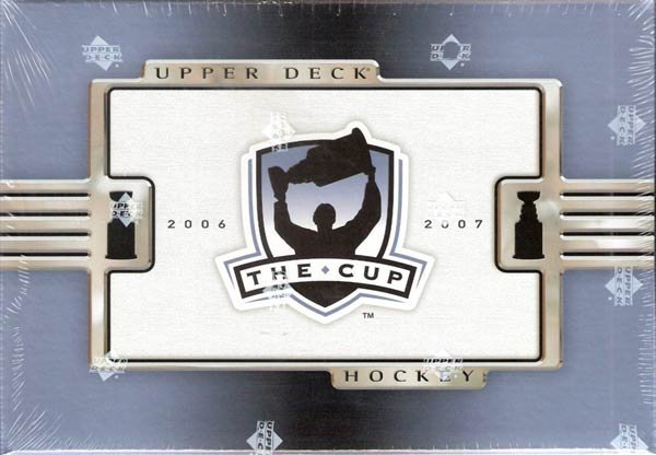 2006/07 Upper Deck The Cup Hockey Hobby Box