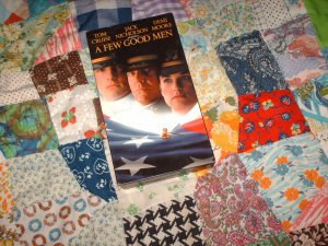 A FEW GOOD MEN-Vhs