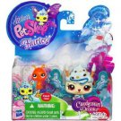 Littlest Pet Shop Enchanted Pet ~ Ice Cream Spinkle with Ant ~ Retired