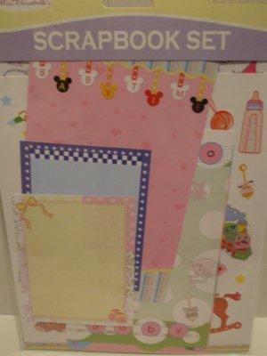 Baby Scrapbook Set