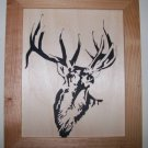 Elk2 Scroll Saw Picture