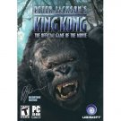 Peter Jackson's King Kong The Official Game of the Movie for PC - ***FREE SHIPPING***