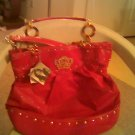 AUTHENTIC BABY PHAT REGAL EMBOSSED SIGNATURE TOTE HANDBAG