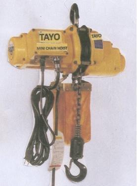 Tayo Mini Chain Hoist