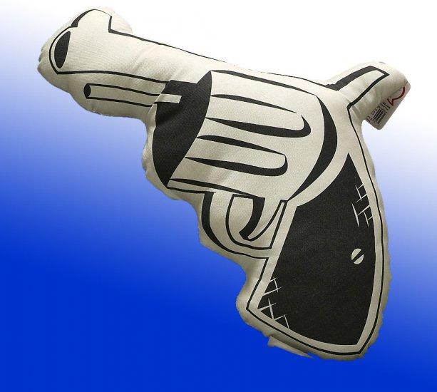 GAMA-GO GUN PILLOW