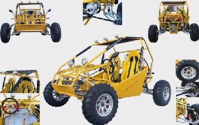 Go Kart, Go Cart, Dune Buggy, Sandrail, Buggy, GK-06, 4 stroke, 250cc