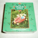 Enesco Treasury Christmas Ornament 2002 Collectible Car