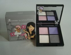 SMASHBOX TOKIDOKI EYE SHADOW QUAD MODELLA  Ltd - NIB