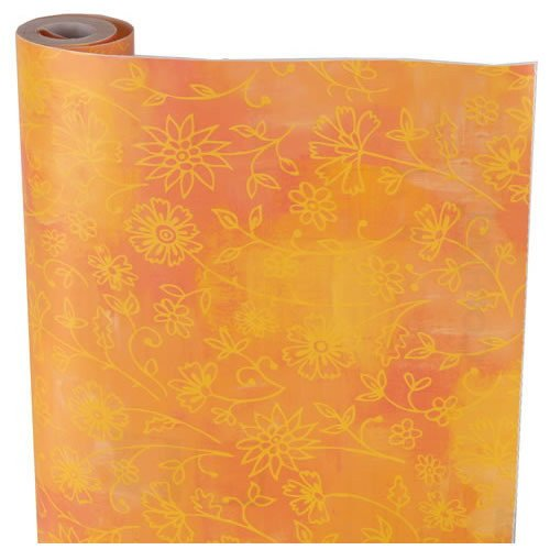 KASMIR FABRIC DECORATIVE CONTACT SHELF PAPER 24 FEET
