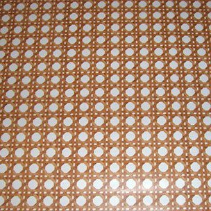 CANING CANE WEAVE SELF-ADHESIVE CONTACT SHELF PAPER
