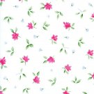 Rosario Roses Floral Contact Paper 24 FT C9D98