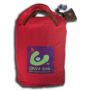Original Onya Bag Shopping Tote Eco Friendly Reusable Chili Red