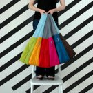 24-7 Bag eco-friendly Reusable Shopping Totes 3 Colors Flip and Tumble