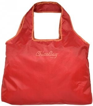 ChicoBag Vita Bags Eco-Friendly Shopping Reusable Tote in Brick Red