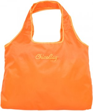 ChicoBag Vita Bags Eco-Friendly Shopping Reusable Tote in Pumpkin