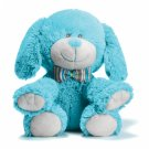 Baby Cheers Blue Plush Pup Stuffed Animal Super Soft Embroidered