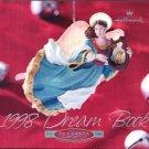 Hallmark 1998 Dream Book Keepsake Ornaments Catalog Collectible