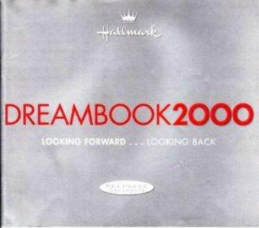 Hallmark 2000 Dream Book Keepsake Ornaments Catalog Collectible