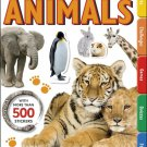 Ultimate Factivity Collection Animals DK 500 Stickers Create Learn Draw Fun