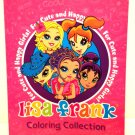 Lisa Frank Coloring Collection for Cute and Happy Girls Giant Book to Color