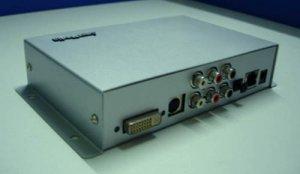 Standard network player