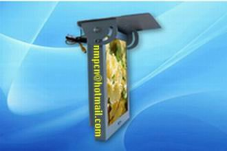 17 inch LCD advertising player