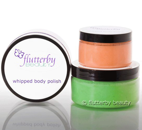 6.5 oz. Whipped Body Polish