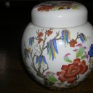 Porcelain Covered Jar