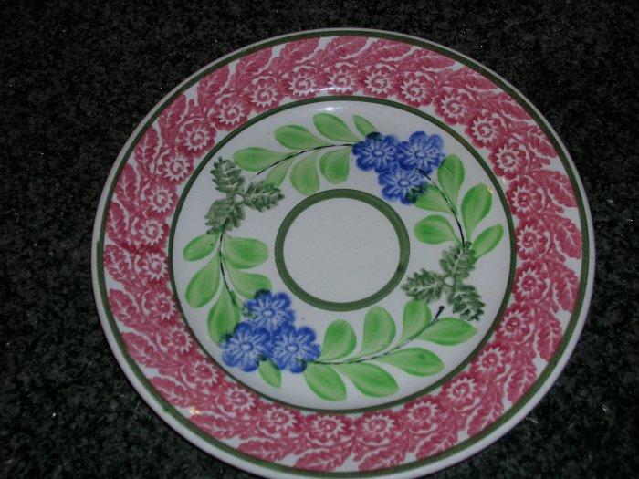ADAMS England Plate