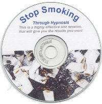 Stop Smoking Through Hypnosis CD