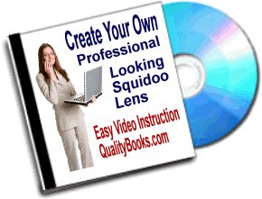 Learn How To Create Your Own Professional Looking Squidoo Lens