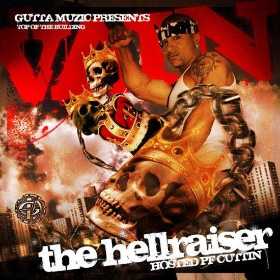 HELLRAISER (STRT- LP) - V.A.I.N