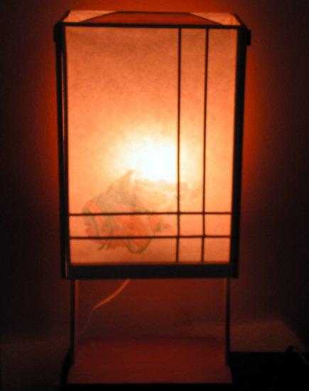 Courtesan Japanese Lantern