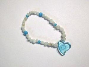 Rock of My Heart bracelet