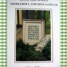 Deck the Halls - Advanced -cross stitch sampler leaflet