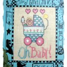 Oh Baby! by Alma Lynne cross stitch pattern