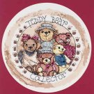 Janlynn Teddy Bear Collector Stamped Cross stitch kit