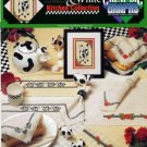 Black & White Kitchen Collection cross stitch pattern