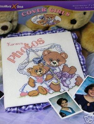 Cover Girls cross stitch pattern StitchWorld